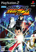 Astro Boy PlayStation 2 cover